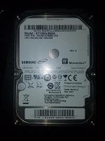 Отдается в дар жесткий диск sata 2.5