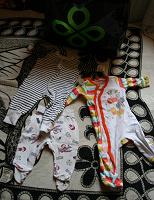 Отдается в дар большой пакет одежды на мальчика