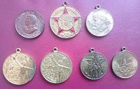 Отдается в дар Медальки разные
