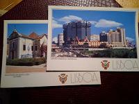 Отдается в дар Открытки из Португалии