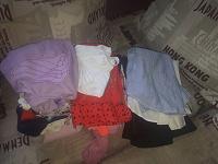 Отдается в дар Одежда для девочки.