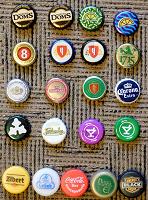 Отдается в дар Пробки от пива и напитков в коллекцию
