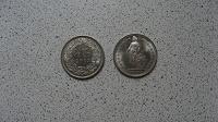 Отдается в дар Монета Швейцарии 1/2 франка 2013 г.