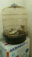 Отдается в дар Клетка для птиц