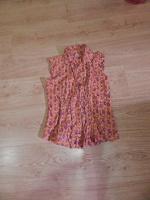 Отдается в дар Безрукавка — блуза для девочки