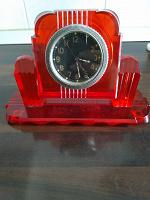 Отдается в дар Часы-будильник ретро