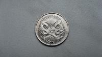 Отдается в дар Монета 5 центов 1982 Австралия Ехидна