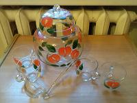 Отдается в дар Набор стеклянной посуды