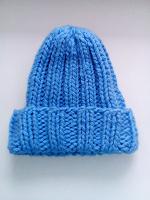 Отдается в дар Теплая шапочка.