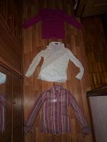 Отдается в дар блузки 44 размер