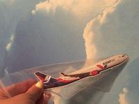 Отдается в дар Магнит «самолет»