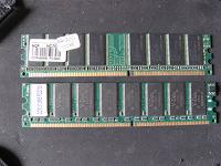 Отдается в дар DIMM DDR 512mb + 3шт 256mb