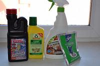 Отдается в дар Бытовая химия и для очистки канализации