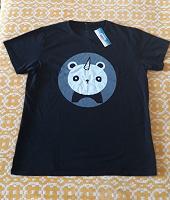 Отдается в дар Новая мужская футболка
