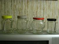 Отдается в дар Стекло: кружки, банки, бутылки