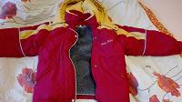 Отдается в дар Теплая куртка для девочки