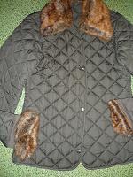 Отдается в дар куртка осенняя