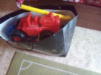 Отдается в дар Пакет игрушек.