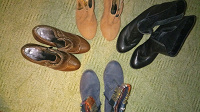 Отдается в дар ботинки 37 размера
