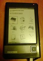 Отдается в дар Электронная книга в ремонт/на запчасти — снова в эксплуатацию