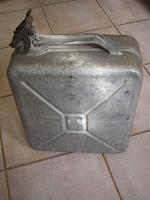Отдается в дар Канистра топливная 20 литров
