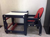 Отдается в дар Детский столик и стульчик