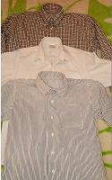 Отдается в дар Рубашки детские 2 шт.