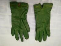 Отдается в дар Зелёные перчатки