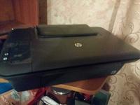 Отдается в дар Струйный принтер/сканер HP 2050