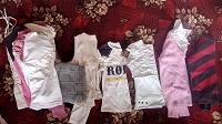 Отдается в дар Одежда на девочку- девушку