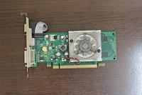 Отдается в дар Видеокарта nVidia 8300GS 128MB