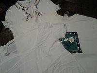 Отдается в дар Белые футболки