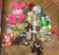 Отдается в дар Много игрушек
