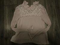 Отдается в дар моднявые блузки размер s