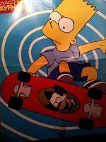 Отдается в дар Барт Симпсон