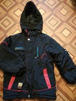 Отдается в дар Куртка зимняя 5-7лет