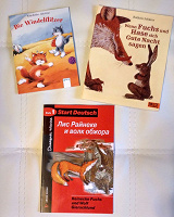 Отдается в дар Детские книги на немецком