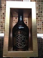 Отдается в дар Коллекционная бутылка от Бейлиса