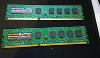 Отдается в дар Две планки памяти по 4 GB DDR3