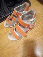 Отдается в дар Обувь ортопедическая(для мальчиков)