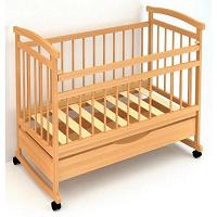 Отдается в дар Детская кроватка