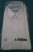 Отдается в дар Рубашка мужская с длинным рукавом прямого кроя.Размер S 40-41.