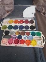 Отдается в дар Краски для рисования