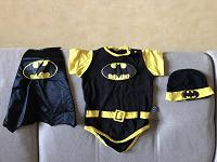 Отдается в дар Два детских костюма Бэтмена.