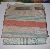 Отдается в дар Ткань для полотенец