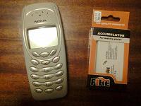 Отдается в дар Телефон Nokia 3410 + аккумулятор к нему