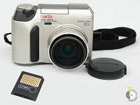 Отдается в дар Фотоаппарат Olympus Camedia C-720 Ultra Zoom