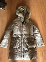 Отдается в дар куртка зимняя 40-42