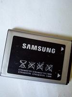 Отдается в дар Батарейка для телефона Самсунг