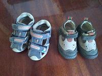 Отдается в дар Детская обувь для мальчика 19, 21 размеры